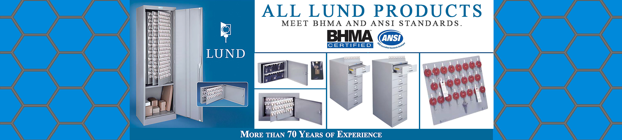 Key Storage Manufacturer | Lund Equipment
